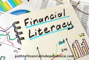 Improve your financial literacy