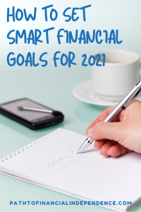 How to set SMART financial goals for 2021