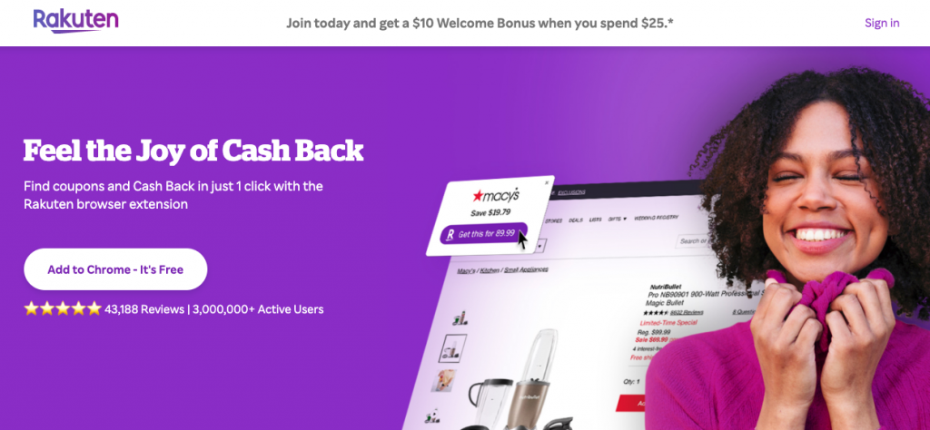 How to Get Cash backs with Ebates
